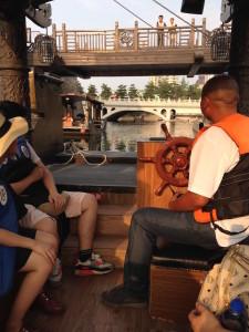 150713 Xian båt