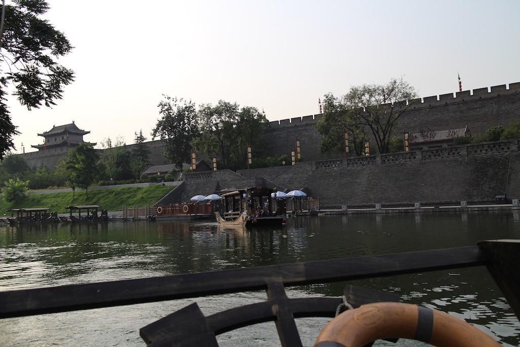 150713 Xian båttur