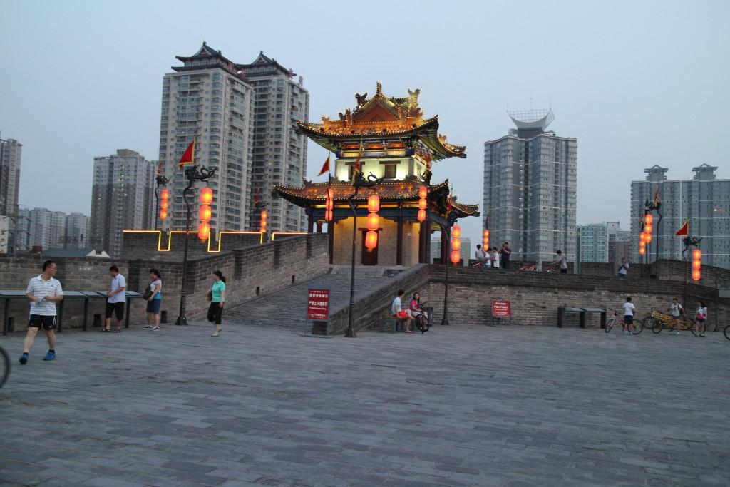 150713 Xian bymur