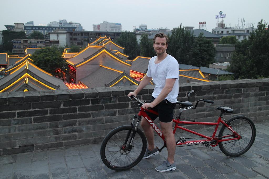 150713 Xian sykkel