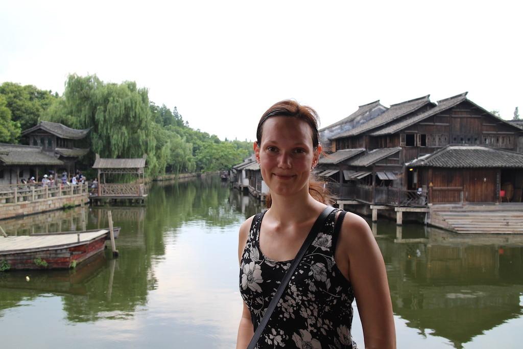150726 Wuzhen east Lena