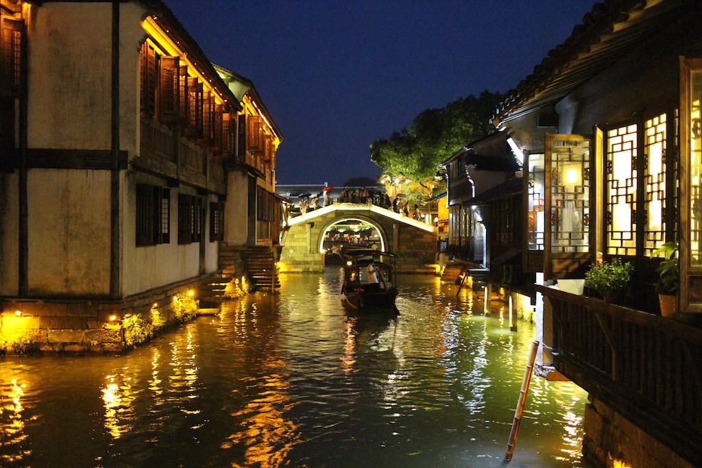 150726 Wuzhen west kanal