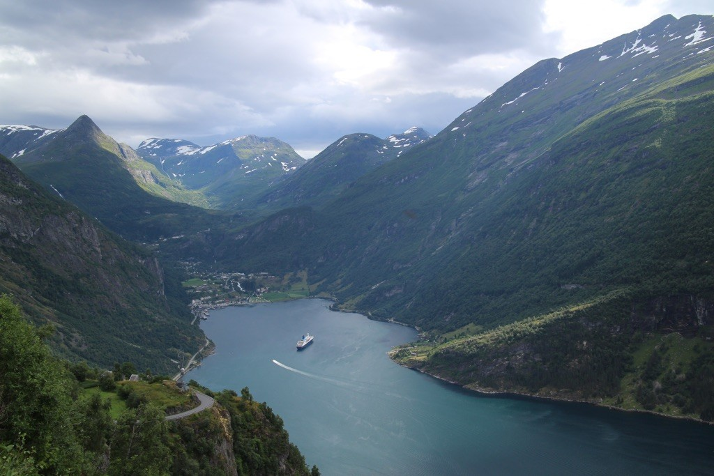 150816 Geiranger by