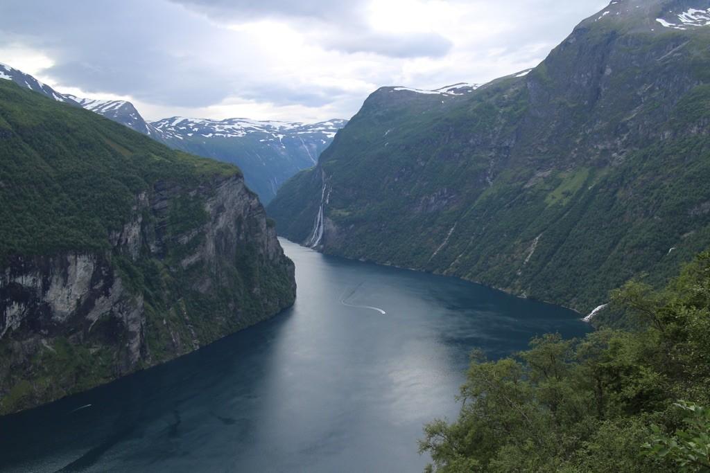 150816 Geiranger fjord