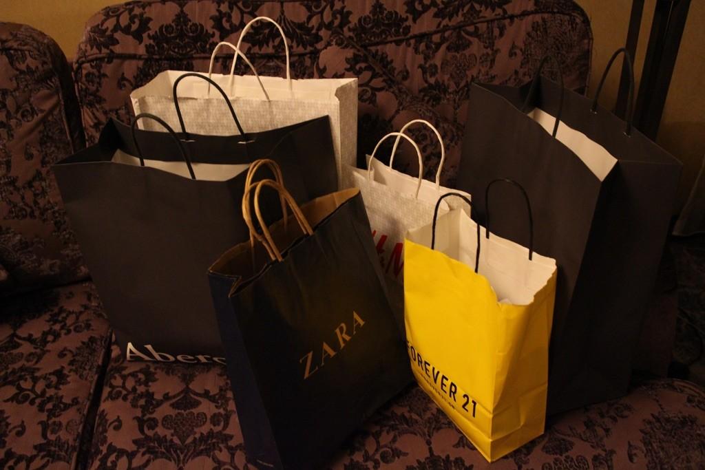 150730 Shopping