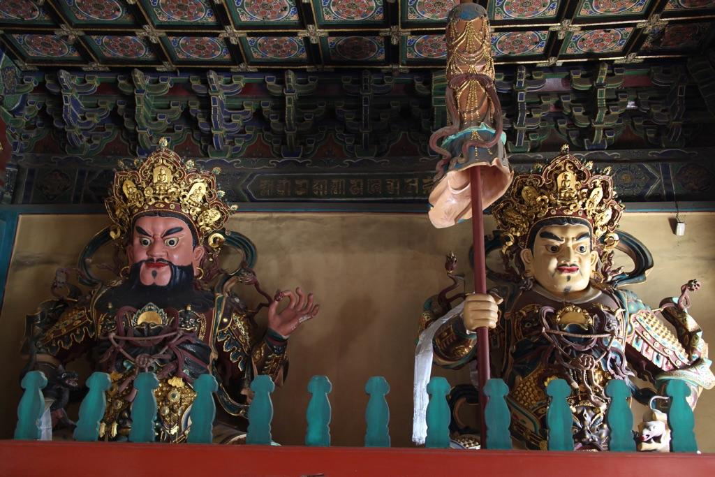 1508 dag 3 figurer i tempel