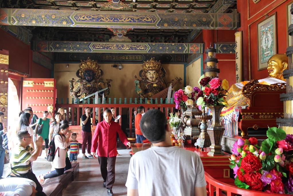 1508 dag 3 i tempel