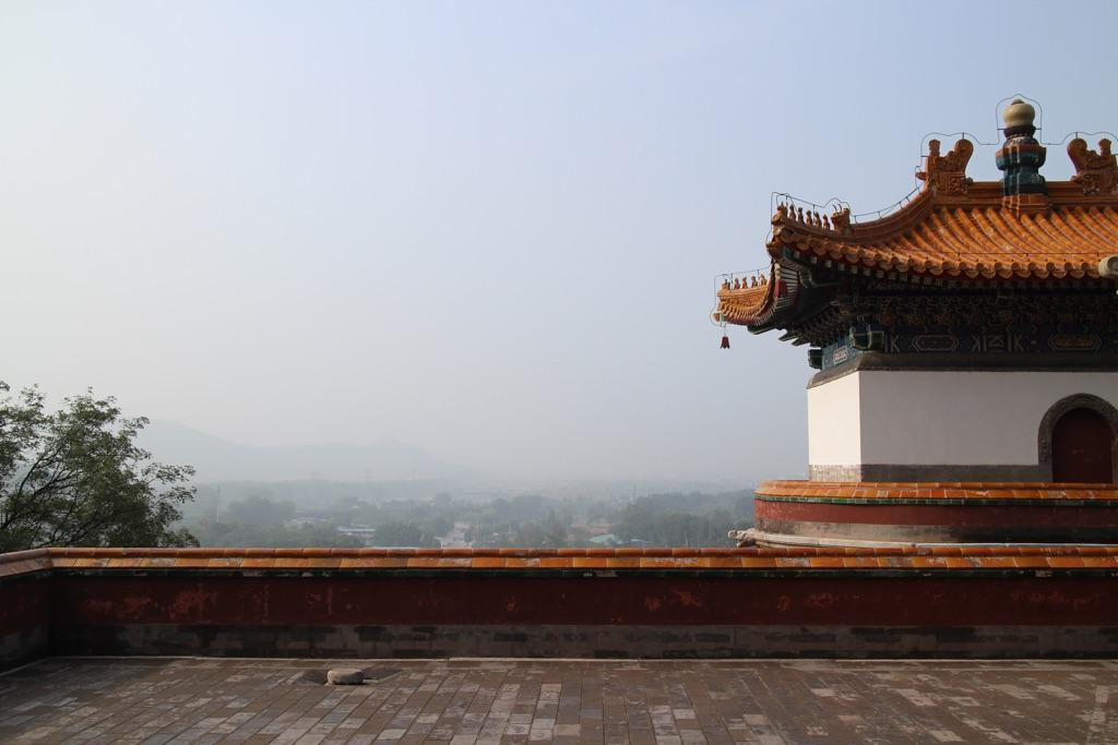 1508 dag 3 utsikt over Beijing